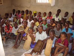 Photo of children in a daara 6