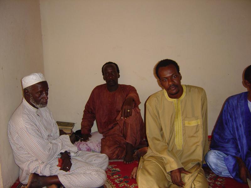 Photo of Kounta family members