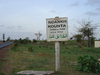 Photo of Ndankh road sign
