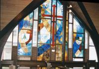 Mans Memorial Window