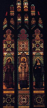 Ste. Adele, St. Francois Xavier, and Ste. Emilie