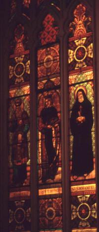 Samuel, St. Louis, and St. Emmanuel