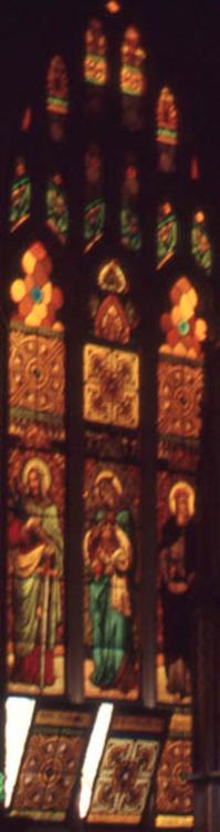 Ste. Sophie, V. Marie C. de Savoie, and Ste. Rosalie