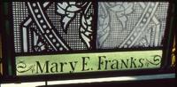 Franks detail