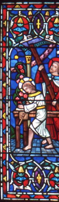 Boy Jesus in the Carpenter Shop
