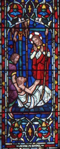 The Palsied Man Healed