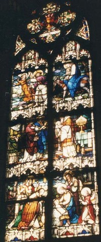 Flight Into Egypt-Presentation of Jesus-Gift of the Magi