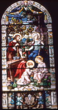Holy Family in Nazareth