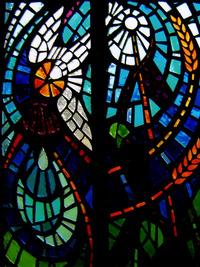 The Sacrament Window