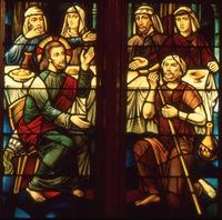 Jesus Heals Man on the Sabbath