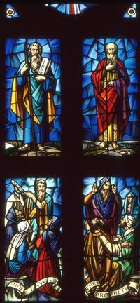 Moses and Elijah