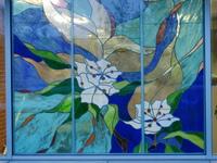 Grace A Dow memorial Library's Hopfensperger Window