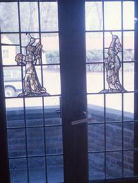 Back Porch Doors