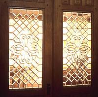 Vestibule Windows east