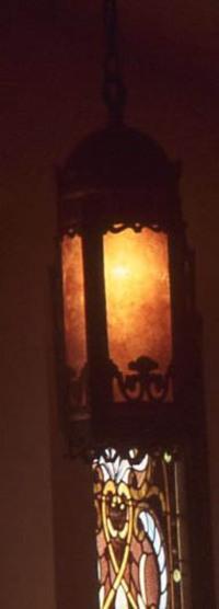 Vestibule light