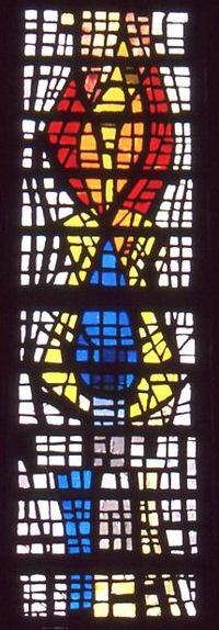 Holy Baptism Window