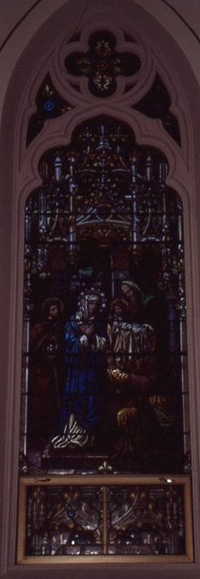 Presentation of the Child Jesus in the Temple