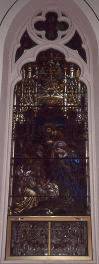 Nativity of the Birth of the Christ Child