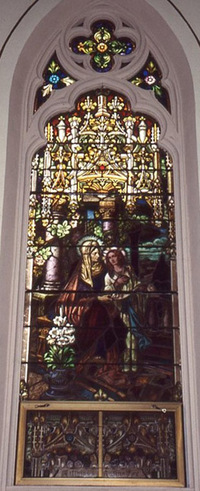 Blessed Mother and Saint Anne