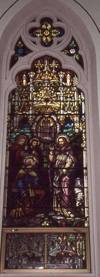 Presentation of the Keys to Peter and the Church