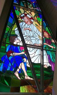 Jesus Blessing Little Children