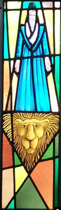 Daniel and Lion