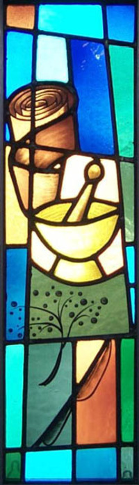 Symbols of St. Luke