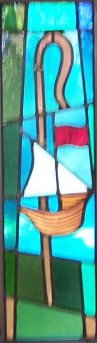 Shepherd's Crook and Ship