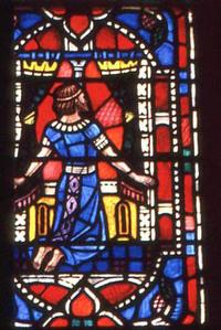 5. Daniel at prayer (Dan. 6:1-10)