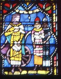 5. Joseph is made ruler of Egypt (Gen. 41:28-48)