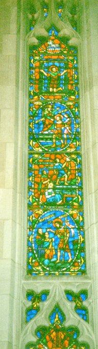 John the Baptist upper