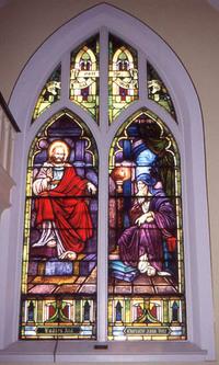 Jesus Teaching in the Temple