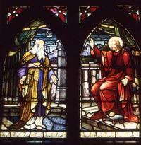 Nicodemus/Jesus