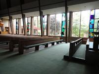 Left Side Aisles Sanctuary