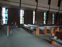 Right Side Aisles Sanctuary