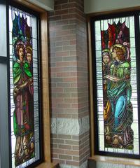 St. Cecilia light box version
