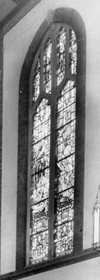 Original Annunciation Window