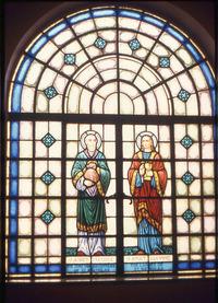 St. Jacob and St. John
