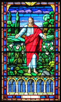 Christ in the Garden
