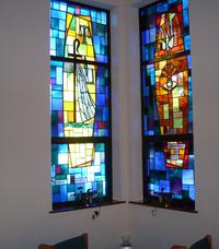 Saint Raymond Penafort and Saint Catherine de Ricci