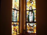 Saint and Mary