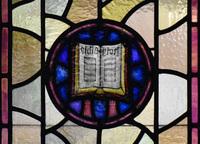 Holy Bible close-up