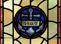Anchor Cross close-up