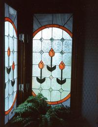 Tulip or Rose Bud Windows