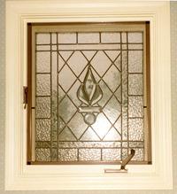 Victorian Casement Window