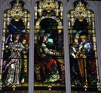 St. Cecilia clos-up