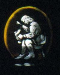 Cobbler close-up
