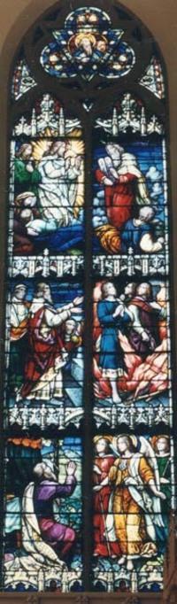 Transfiguration-Daniel 3-Genesis 18