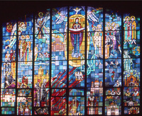 Great East Window: History of the Ukranian Church