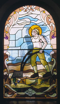 St. Isadore, Patron Saint of Farmers